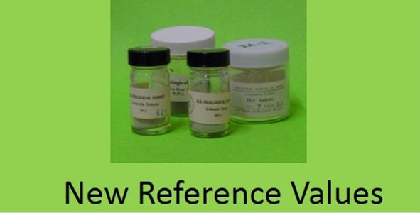 New Referenc Values